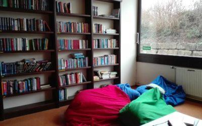 Schiller-Blog: Unsere Bibliothek