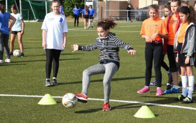 Schiller-Blog: Der Tag des Mädchenfußballs