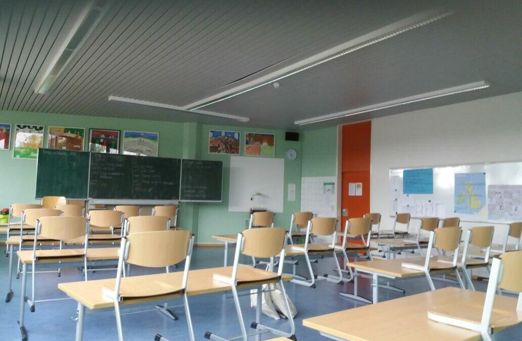 Schiller-Blog: Die ersten Wochen in der neuen Schule