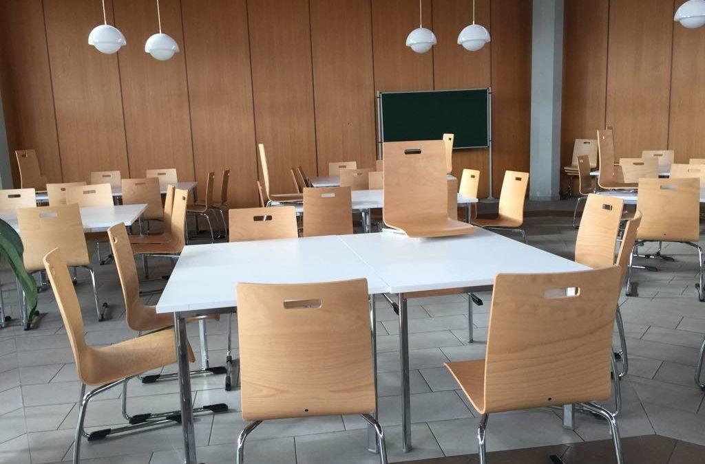 Schiller-Blog: Unsere Mensa