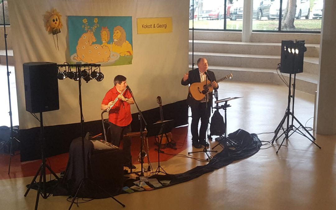 Fachschaft Deutsch: Die Welt der Fabeln und Balladen musikalisch erleben