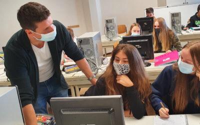 Herausforderungen erfolgreich bewältigen – GFS-Trainingstage der siebten Klassen am Schiller-Gymnasium