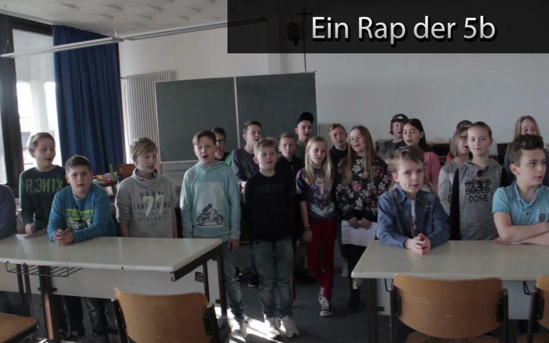 Schiller-Tube: Ein Rap der 5b