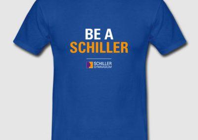 BE A SCHILLER