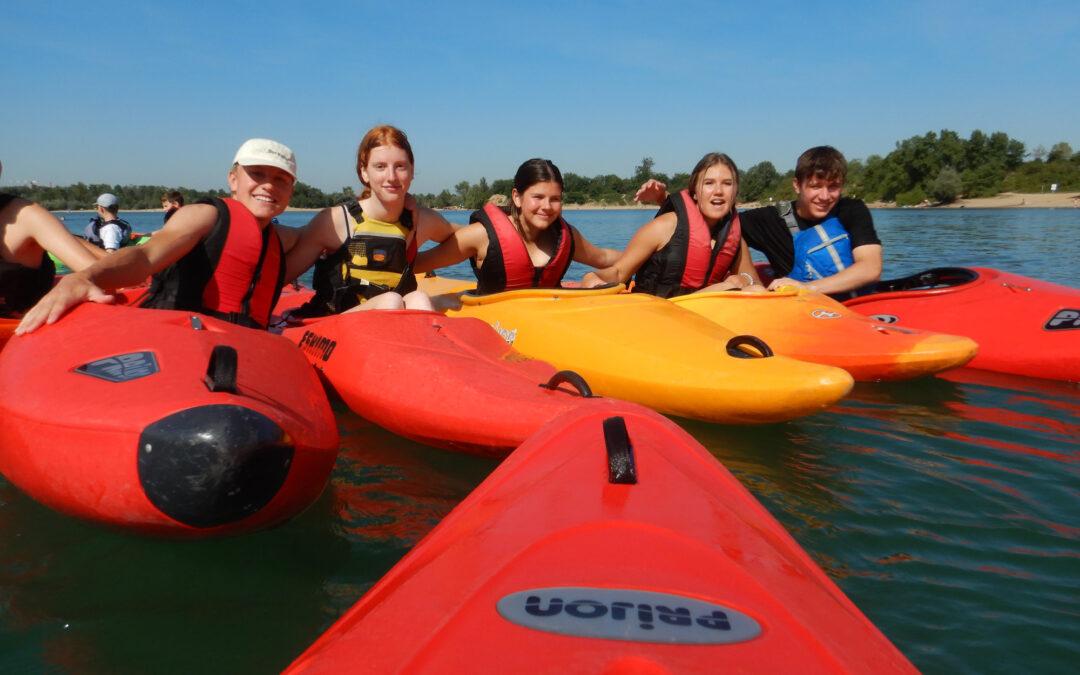 Die Schiller-Ferienwoche: Mit Zuversicht ins neue Schuljahr