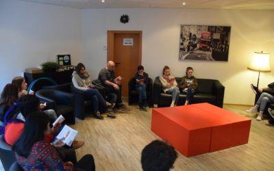 Nur als Gruppe sind wir stark – Theorieblock des Schülermentorenprogramms