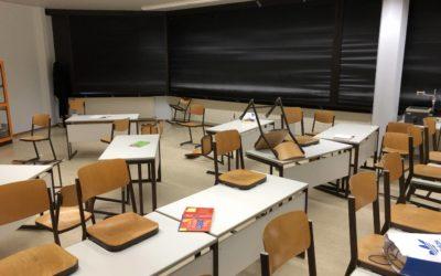 Escaperoom am Schiller-Gymnasium