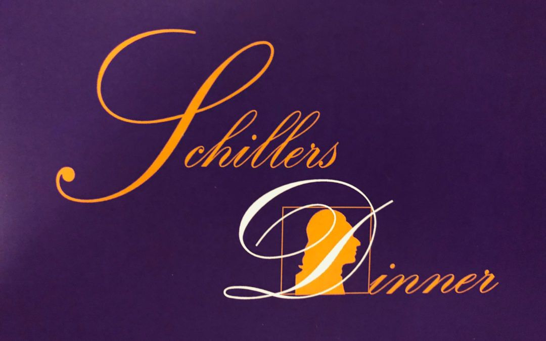 1. Schillers Dinner
