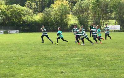 Schillers Rugby-Nachwuchs stürmt ins Landesfinale