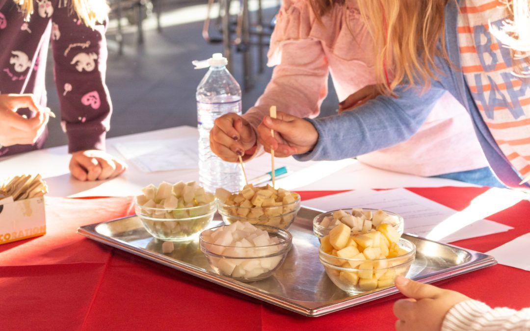 Bundesweiter Tag der Schulverpflegung – Gesunde Ernährung am Schiller-Gymnasium