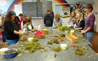 Schiller-Blog: Die Mittagspausenbetreuung an unserer Schule