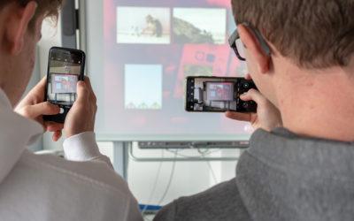 Insta your school – Instagram-Workshop für Schüler*innen