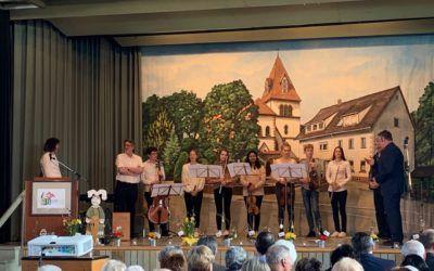 Teilnahme am Frühjahrsempfang des Büchle e.V. in Büchenbronn
