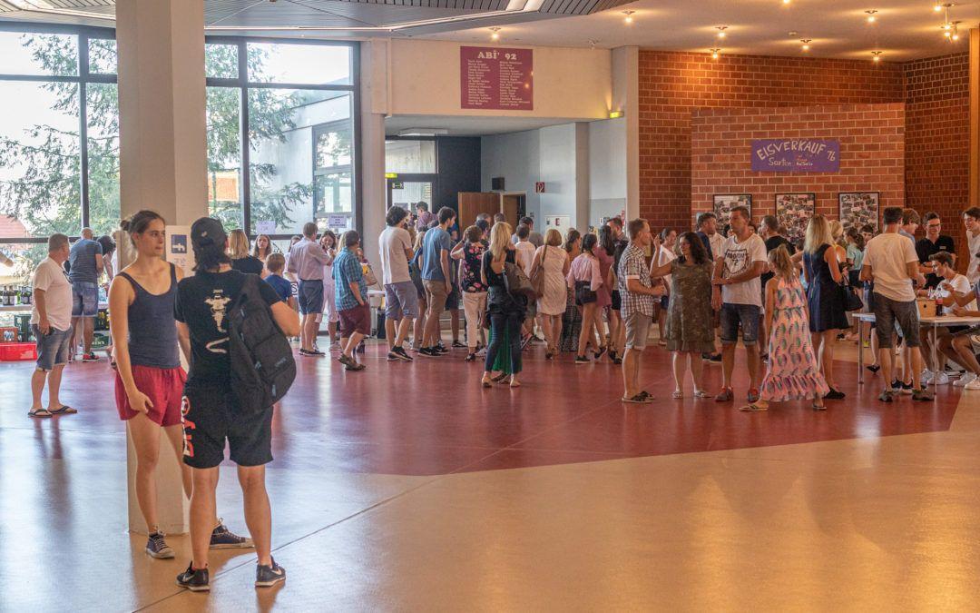 Das Schiller-Gymnasium verabschiedet sich mit dem Sommerfest in die Ferien