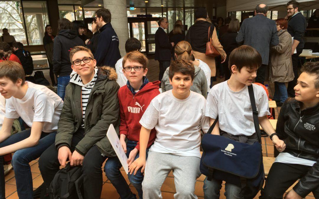 24. Schulsanitäterturnier in der Valckenburgschule in Ulm