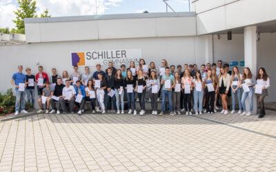 Mündliches Abitur am Schiller-Gymnasium