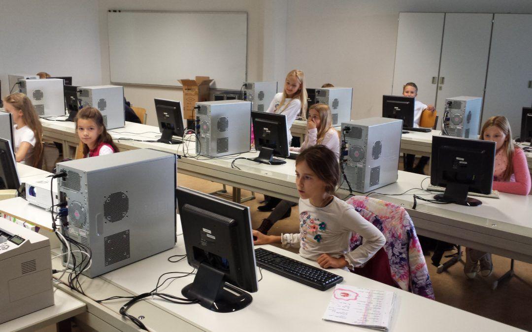 Schiller-Blog: Medienbildungswoche für die fünften Klassen