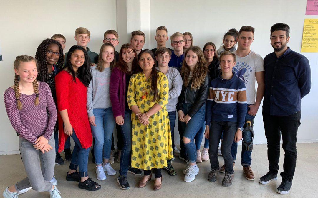 Deutschland — eine Vielfalt, ein Einwanderungsland