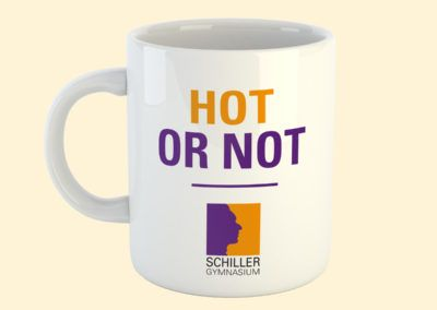 Tasse Hot Or Not