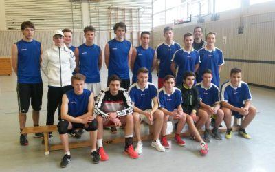 Platz 3 und 4 für die Schiller – Volleyballer