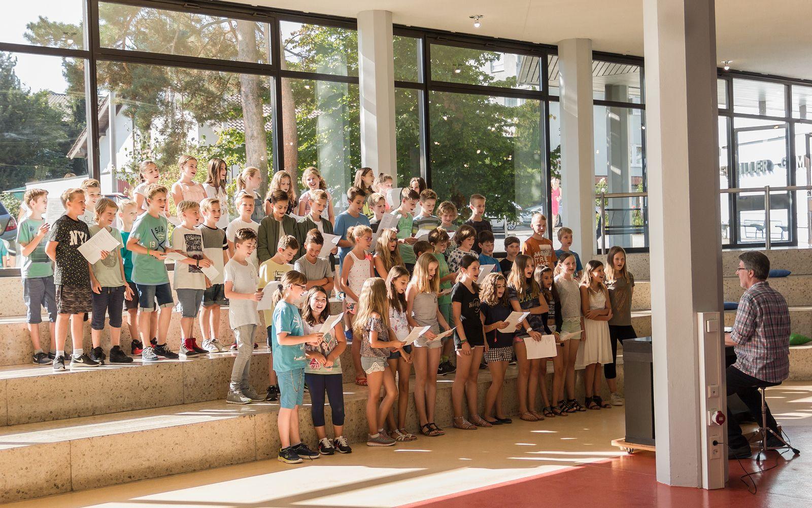 Schillergymnasium Pforzheim