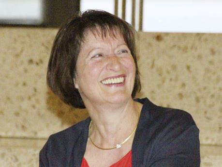 Verabschiedung von Frau Hector-Müller