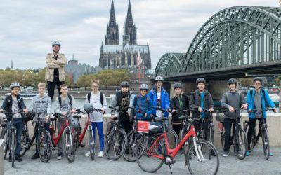 Klassenfahrt der neunten Klassen Latein nach Köln