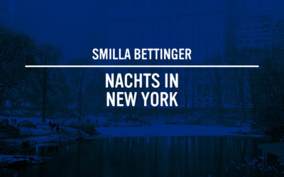 Smilla Bettinger: Nachts in New York